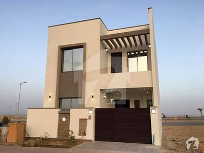 125 Yards Luxury Villas Are Now Available On Very Easy Monthly Installments In Precinct 28 Bahria Town Karachi
