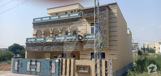 Cbr Town Phase 1 Block C 12 Marla Brand New House For Sale On Reasonable Price