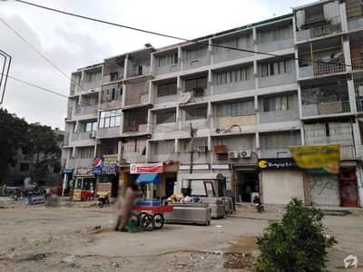 گلشنِ اقبال - بلاک 11 گلشنِ اقبال گلشنِ اقبال ٹاؤن کراچی میں 2 کمروں کا 4 مرلہ فلیٹ 60 لاکھ میں برائے فروخت۔