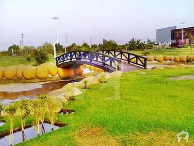 Ready To Construct 8 Marla Possession Plot For Sale In Bahria Orchard Phase 2 Lahore