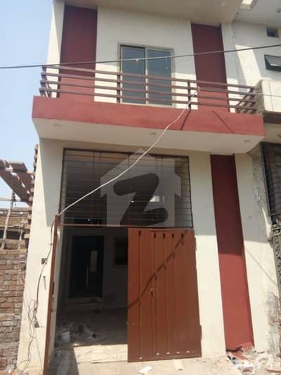 غنی پارک فیصل آباد روڈ سرگودھا میں 2 کمروں کا 3 مرلہ مکان 48 لاکھ میں برائے فروخت۔
