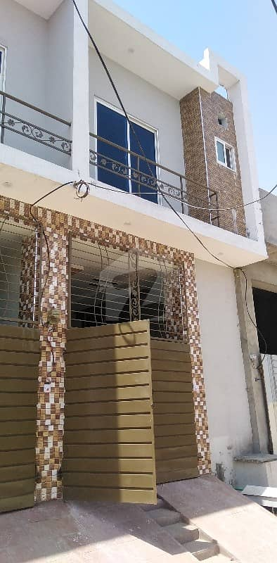 Ideal House For Sale In Sitara Colony