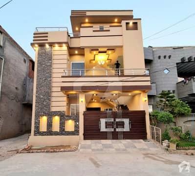 گلریز ہاؤسنگ سوسائٹی فیز 2 گلریز ہاؤسنگ سکیم راولپنڈی میں 5 کمروں کا 5 مرلہ مکان 1.5 کروڑ میں برائے فروخت۔