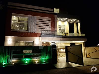 Ideal Located 10 Marla Brand New House In Bahria Town Lahore