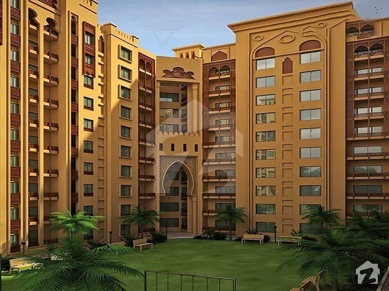 Bahria Heights Tower C Outer 1100 Sq Feet Luxury Apartments With Amenities  For Sale