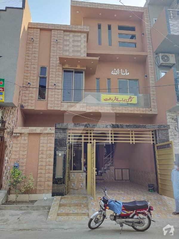 6 Marla Brand New Double Storey House