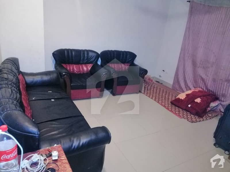 2 Bed Semi Furnished Apartment For Sale In Bahria Town Phase 4 Civic Center