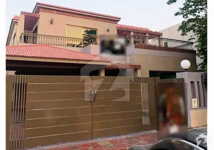1 Kanal Double Story House For Sale in DHA Phase 5 Block C