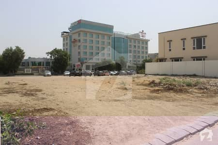 1000 Yards Plot Most Prime Location 12th St. khy Badar Corner 90x100