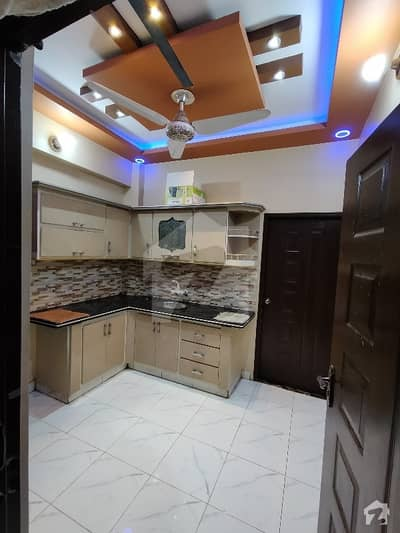 New Building Flat Is Available For Sale