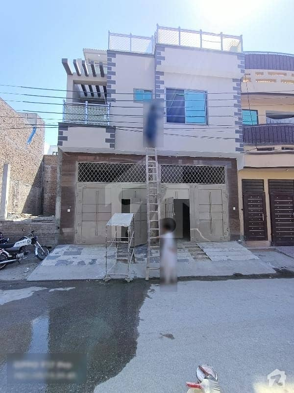5 Marla Fresh House For Sell In Executive Lodges Warsak Road