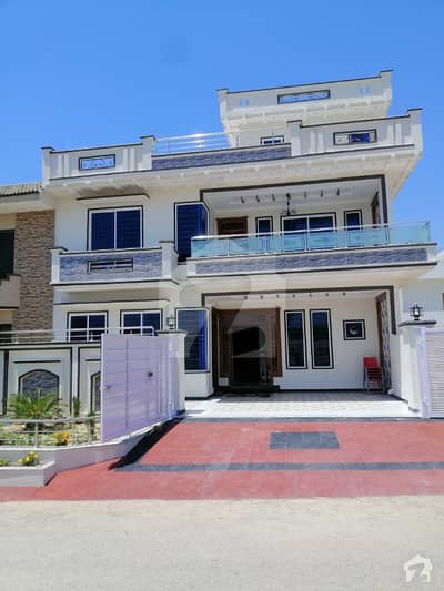 Brand New Sun Facing 10 Marla Corner House Available For Sale In G-13