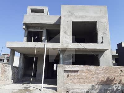 گلبرگ ریزیڈنشیا گلبرگ اسلام آباد میں 7 مرلہ مکان 1.8 کروڑ میں برائے فروخت۔