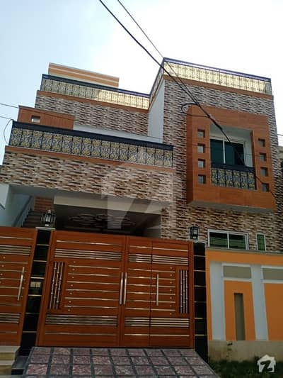 7 Marla Fresh House For Sale Executive Lodges