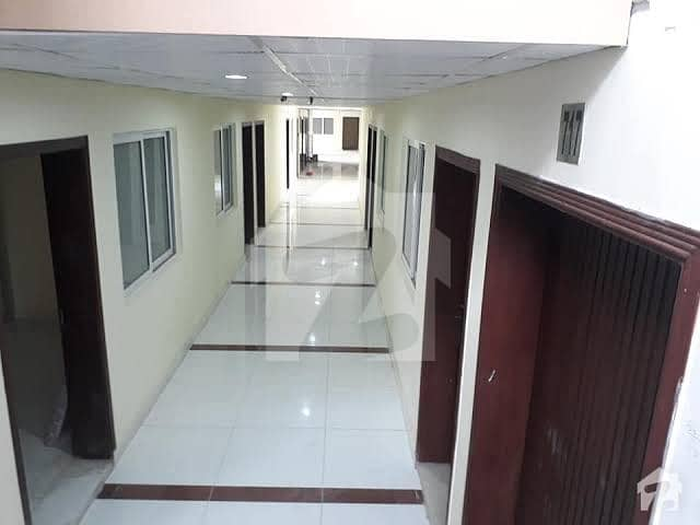 یونیورسٹی ٹاؤن پشاور میں 3 کمروں کا 5 مرلہ فلیٹ 1.15 کروڑ میں برائے فروخت۔