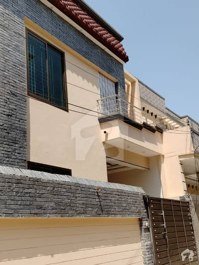 5.5 Marla Double Storey House Is Available For Sale