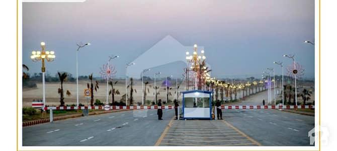 نووا سٹی اسلام آباد میں 1 کنال پلاٹ فائل 7.25 لاکھ میں برائے فروخت۔