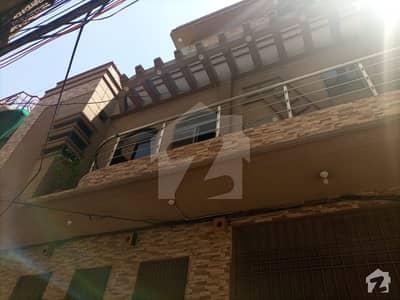 6 Marla House For Sale In Malik Park Naya Pull