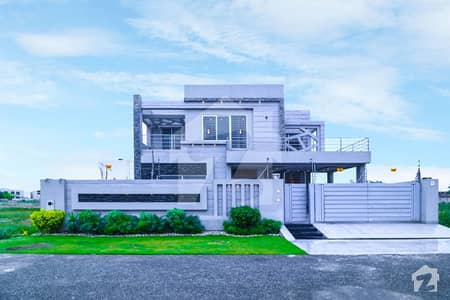 1 Kanal Double Story Brand New House For Sale In Phase 6