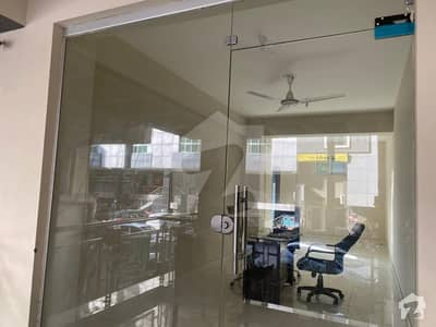 One Brand New Shop Is Available For Sale In The Heart Of Islamabad
