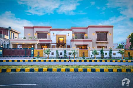 2 Kanal Antique House Brand New For Sale In Dha Phase 6