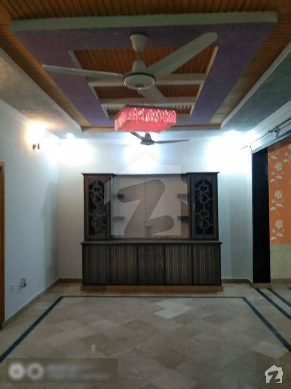 1125  Square Feet House In Ghauri Town Is Best Option
