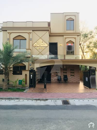 14 Marla Corner Brand New Lda Approved Double Unit House For Sale In Bahria Town Lahore