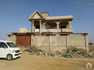 400  Sq . yd Structure  House For Sale