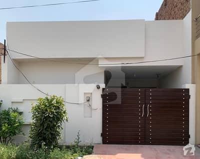 موٹروے سٹی فیصل آباد میں 3 کمروں کا 5 مرلہ مکان 80 لاکھ میں برائے فروخت۔