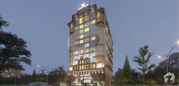 داؤد ہائٹس چنیوٹ بازار فیصل آباد میں 1 کمرے کا 2 مرلہ فلیٹ 68.72 لاکھ میں برائے فروخت۔