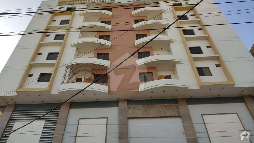 1445 Sq Feet Flat For Sale Available At Latifabad No 8, Boliwood Gold Appertment Hyderabad