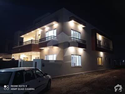 Brand New 40x80 House For Sale With 7 Bedrooms In G-13 Islamabad