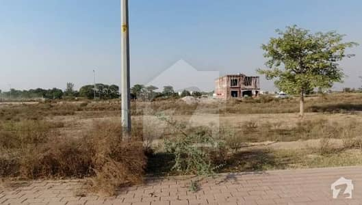 Ready To Construct 10 Marla Residential Plot For Sale In Tauheed Block Bahria Town Lahore