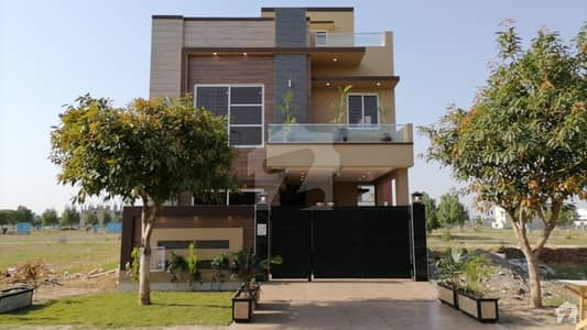 5 Marla Double Storey House For Sale in DHA Rahber Block N