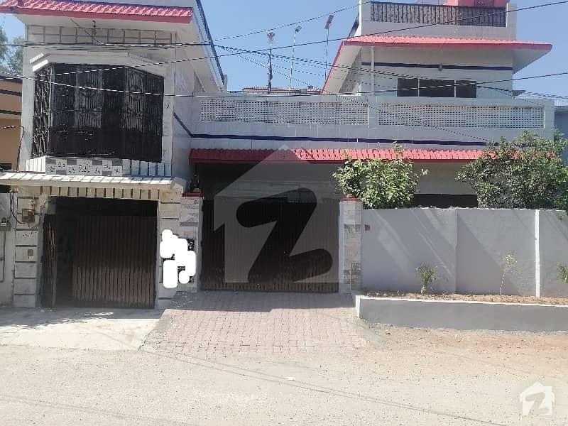جنجوعہ ٹاؤن راولپنڈی میں 5 کمروں کا 10 مرلہ مکان 1.5 کروڑ میں برائے فروخت۔