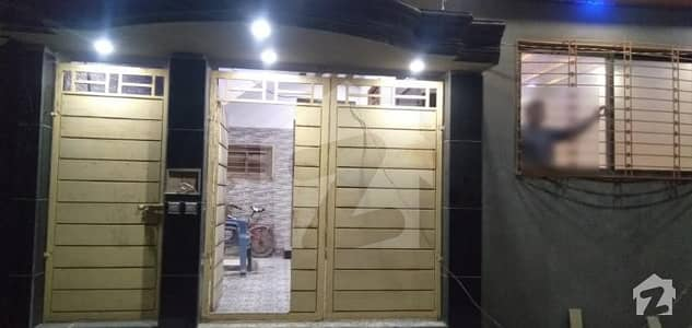 120 Yards Brand New House Available For Sale