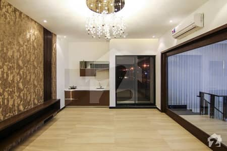 24 Marla Solid Owner Build Beautiful Bungalow With Fully Basement, Swimming Pool, Near Dha Lahore Sui Gas Society Phase 1