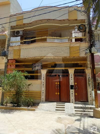 Brand New Constructed House For Sale In Vip Sector Of Buffer Zone
