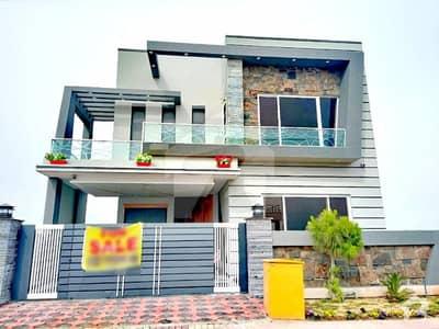 13 Marla Designer Triple Storey House In Bahria Town