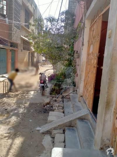بھٹائی کالونی کورنگی کراچی میں 8 کمروں کا 3 مرلہ مکان 1.1 کروڑ میں برائے فروخت۔