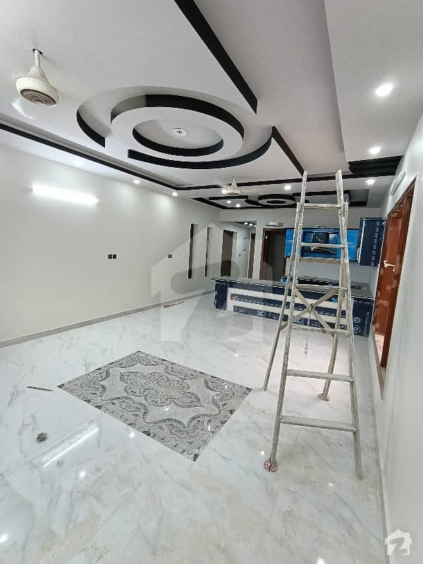 Prominently-Located 2200  Square Feet Flat Available In North Nazimabad