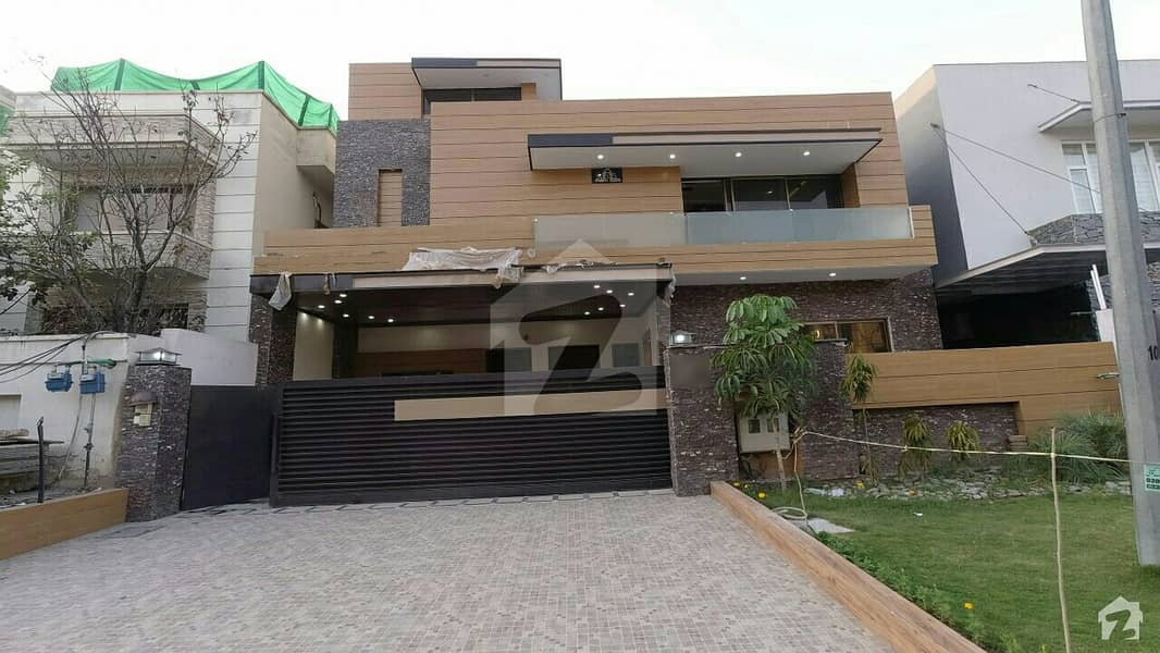 Designer Brand New Double Unit House Is Available For Sale In E-11/1 Islamabad