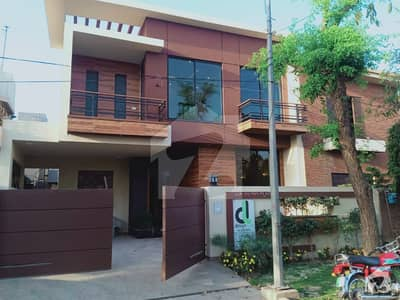 10 Marla Out Class Location Modern Design Brand New House For Sale In Dha Ph 8 Block L