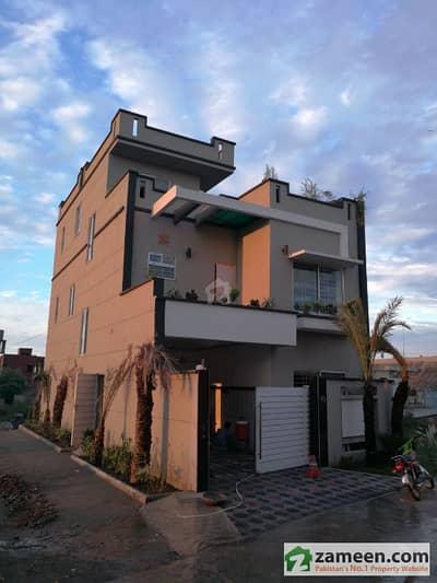 Fully Furnished Double Storey House