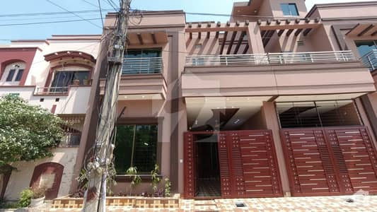 5 Marla Brand New House Is Available For Sale In Johar Town Facing Park Near Shadiwal Chowk