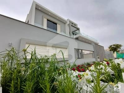 Elegantly Designed House On Prime Location