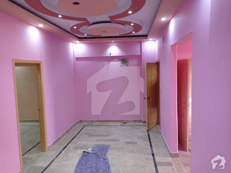 گلشنِ معمار - سیکٹر ایکس گلشنِ معمار گداپ ٹاؤن کراچی میں 2 کمروں کا 4 مرلہ زیریں پورشن 50 لاکھ میں برائے فروخت۔