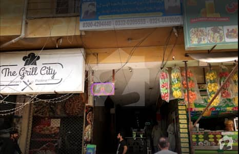 Lower Ground Shop For Sale In Zamzam Tower