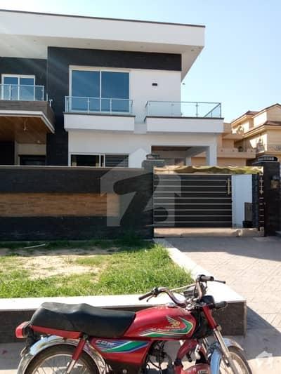 50x90 Proper Corner Triple Storey Brand New House For Rent In G-13