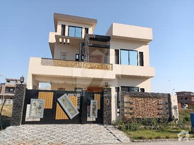 10 Marla Brand New House For Sale In Dc Colony